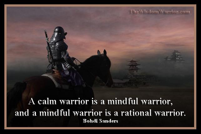 Warrior Wisdom 55