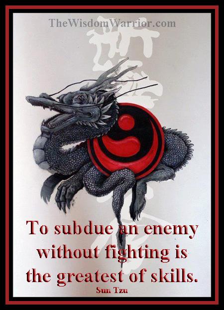 Warrior Wisdom 29