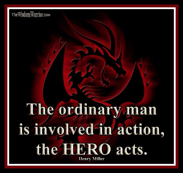 The Warrior - The Hero