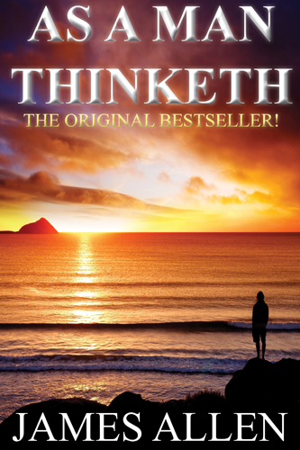 As A Man Thinketh Front Cover