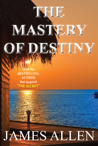 The Mastery of Destiny Front Cover