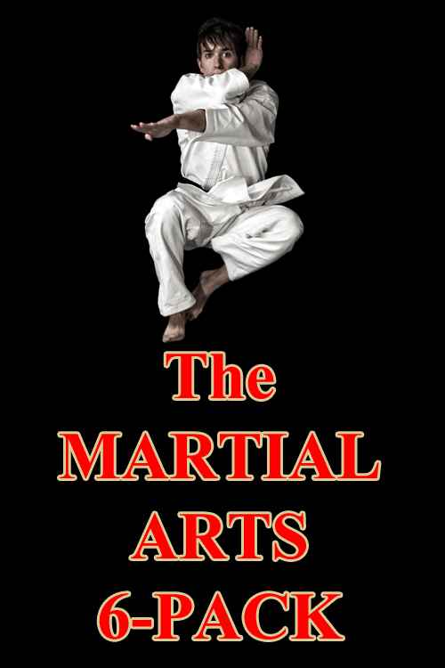 Martial Arts 6-Pack