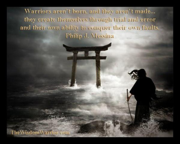 Martial Arts Warrior