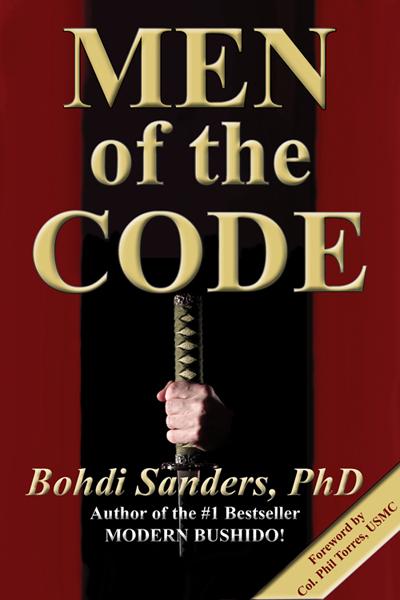Men of the Code Bohdi Sanders