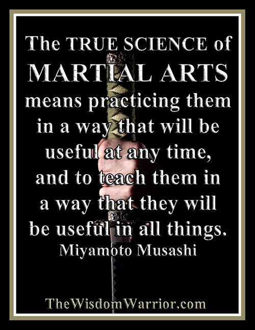 Martial arts Musashi