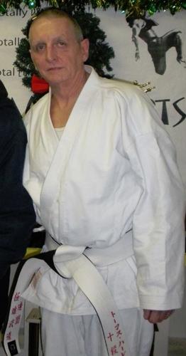 Thomas (Dan) Harless - Martial Artist or Clown