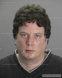 Joe Slonski Mug Shot for Domestic Violence
