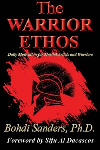 The Warrior Ethos - New Book by Award-Winning Author, Bohdi Sanders - Warriors