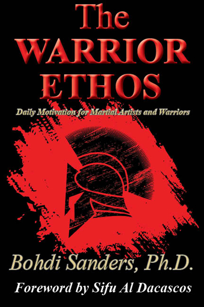 The Warrior Ethos - New Book by Award-Winning Author, Bohdi Sanders