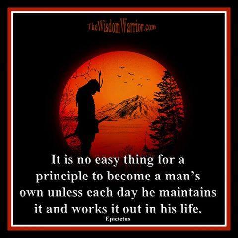 Samurai Principles