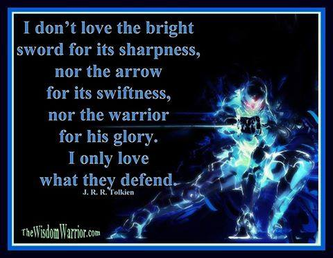 The Warrior's Sword - Bohdi Sanders